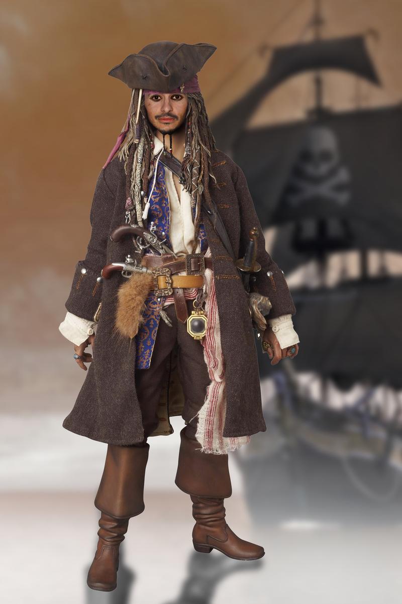 Jack Sparrow - Daniel Naydenov